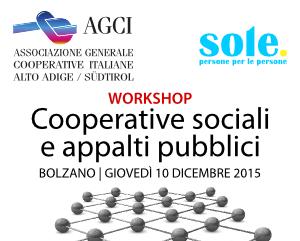Cooperative sociali e appalti pubblici