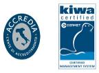logo Accredia KIWA
