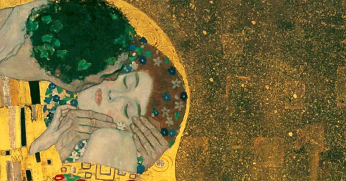 Sessualità senza barriere, il bacio di Klimt