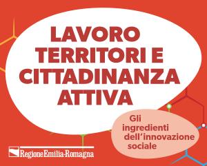 Gli ingredienti dell'innovazione sociale, Bologna 5 luglio 2019