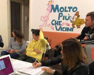 """""""Pantera Rosa"""", un condominio del benessere solidale 2.0"""