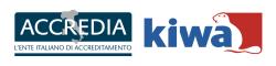 Accredia Kiwa logo